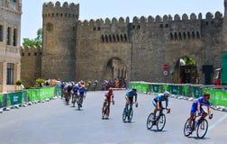 1-ые европейские игры, Баку, Азербайджан Стоковая Фотография