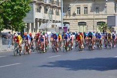 1-ые европейские игры, Баку, Азербайджан Стоковое Фото