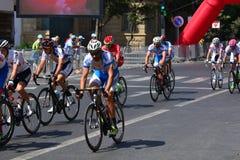 1-ые европейские игры, Баку, Азербайджан Стоковое Изображение