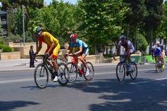 1-ые европейские игры, Баку, Азербайджан Стоковые Фото
