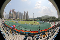 6-ые игры Гонконга на земле спорта tko Стоковое Изображение RF