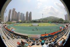 6-ые игры Гонконга на земле спорта tko Стоковая Фотография RF
