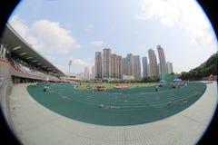 6-ые игры Гонконга на земле спорта tko Стоковые Изображения RF