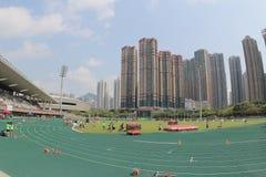 6-ые игры Гонконга на земле спорта tko Стоковое фото RF