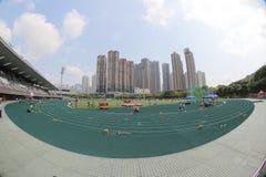 6-ые игры Гонконга на земле спорта tko Стоковая Фотография
