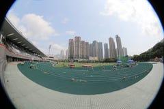 6-ые игры Гонконга на земле спорта tko Стоковые Фотографии RF