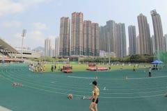 6-ые игры Гонконга на земле спорта tko Стоковое Фото