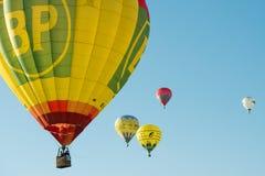 1-ые Megafiesta воздушного шара, Piestany, Словакия Стоковые Изображения