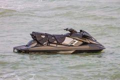 лыжа двигателя пляжа Стоковая Фотография