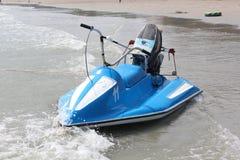 лыжа двигателя пляжа Стоковая Фотография RF