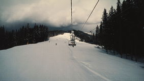 лыжа Стоковая Фотография RF