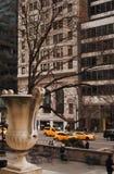 5-ый бульвар в Нью-Йорке Стоковые Изображения