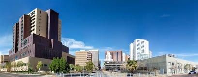 1-ый бульвар, Феникс, AZ Стоковое фото RF