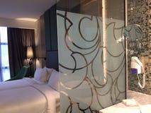 23-ье февраля 2018, комната на Mercure Selamgor Selayang, Малайзии Стоковая Фотография RF