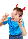 дьявол немногая Стоковые Фотографии RF
