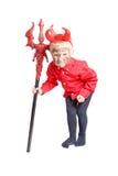 дьявол немногая Стоковое Фото