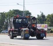 Эвакуатор Nam Jaruen для непредвиденного движения автомобиля Стоковые Фото