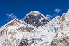 Эверест, Гималаи стоковое фото rf