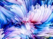 Эволюционируя цвет Стоковое Изображение RF