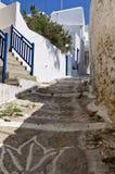 Эгейская архитектура Стоковая Фотография