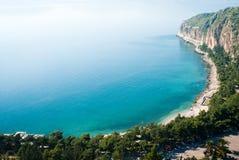 эгейский залив стоковое фото