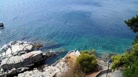 Эгейское море Стоковые Изображения RF