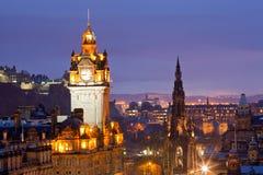 Эдинбург Стоковое Изображение RF