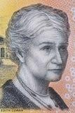 Эдит Cowan портрет стоковое изображение