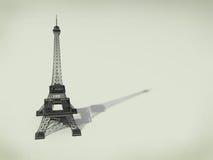 Эйфелева башня в Париж бесплатная иллюстрация