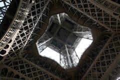 Эйфелева башня детали Стоковая Фотография