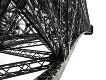Эйфелева башня детали Стоковое фото RF