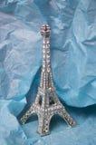 Эйфелева башня диаманта Стоковые Изображения RF
