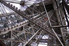 Эйфелева башня Париж Стоковая Фотография