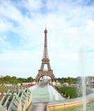Эйфелеваа башня в Париже Стоковые Фотографии RF