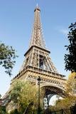 Эйфелева башня в Париже Стоковое фото RF