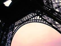 Эйфелева башня, Париж, Стоковые Изображения RF