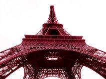 Эйфелева башня, Париж, Стоковая Фотография
