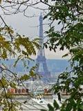 Эйфелева башня, Париж Стоковое Фото