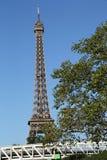 Эйфелева башня - 09 Стоковое Изображение