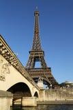 Эйфелева башня - Nan Стоковое фото RF