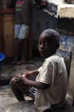 Экваториальная Гвинея детей Стоковое Изображение