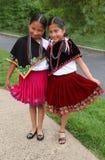 Эквадорский костюм стоковые фото