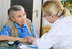 экзамен медицинский Стоковое Фото