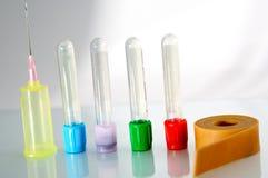 экзамен оборудования крови стоковое фото rf