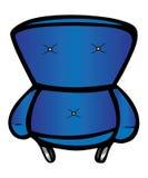 экзекьютив стула иллюстрация штока