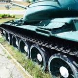Экземпляр музея танка стоковое изображение rf