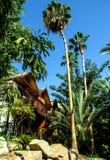 Экзотическая гостиница slyle Таиланда кабин Стоковое Изображение