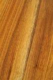 экзотическая древесина teak Стоковое Фото