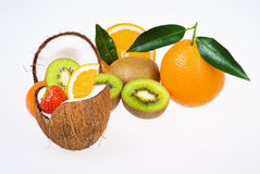 экзотические плодоовощи Стоковые Фото