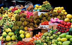 Экзотические плодоовощи Стоковое фото RF